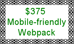 Mobile-friendly Website Package