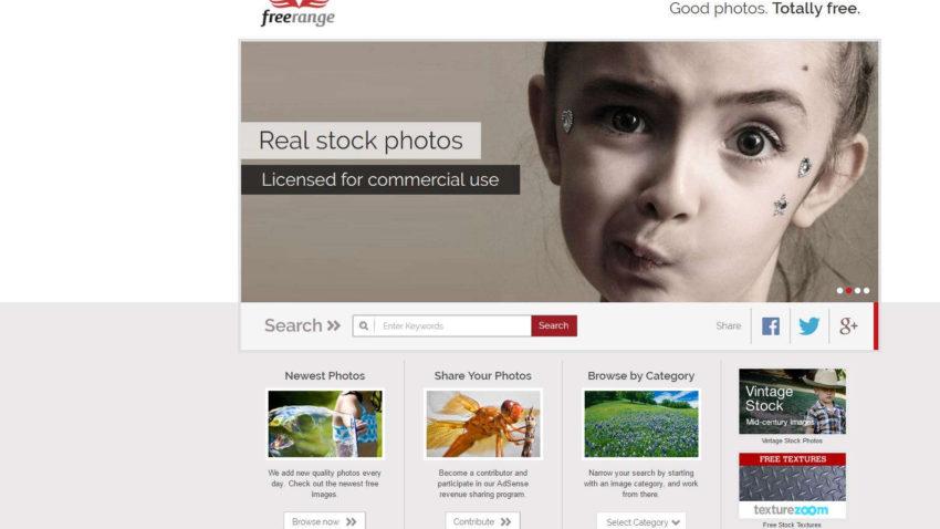 Freerange Stock