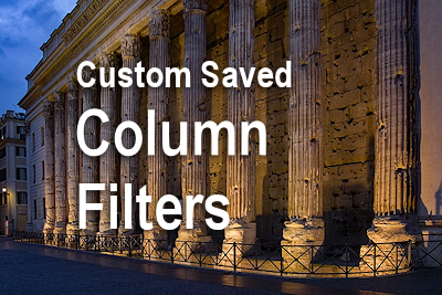 Column Filters